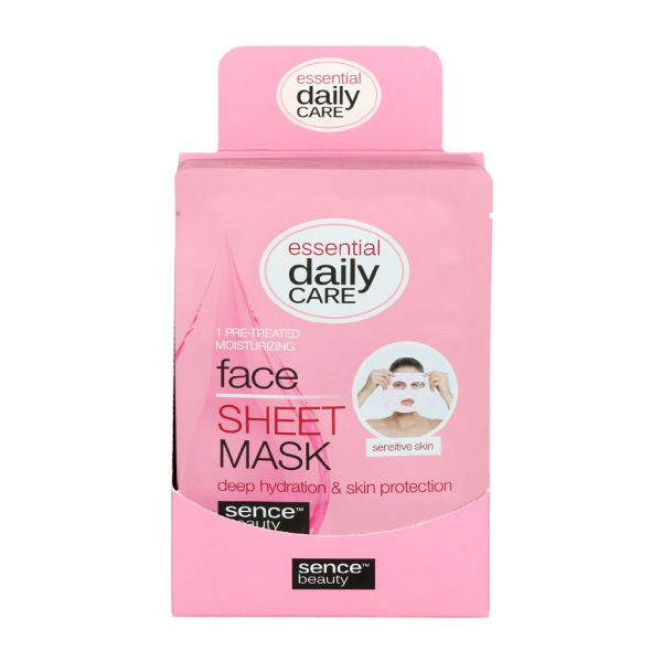 SenceBeauty Display Tencel Sheet Mask - Sensitive