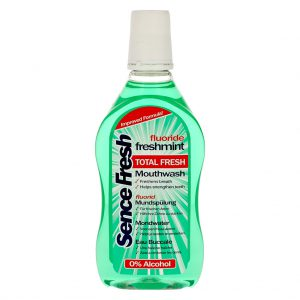 Sencefresh Mouthwash 500ml freshmint
