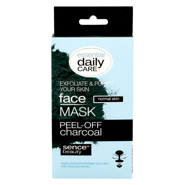 Sencebeauty Charcoal Peel-off mask