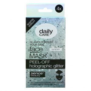 Sencebeauty Facial Peel-Off Holographic Glitter Mask