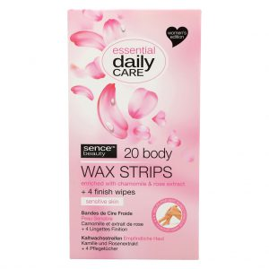 SenceBeauty body wax strips cream